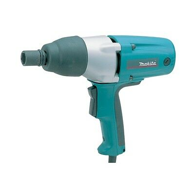 Makita Tw0350 1/2 Impact Wrench 1/2 Drive 110 Volt corded Wrench
