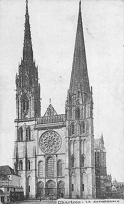 28 Chartres Cathedrale 7003