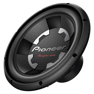 PIONEER TS-W3003D4 - 30cm/300mm Auto Subwoofer Chassis - 2000 Watt MAX