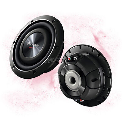 PIONEER TS-SW2002D2 - 20cm/200mm Auto Flach Subwoofer Chassis - 600 Watt MAX