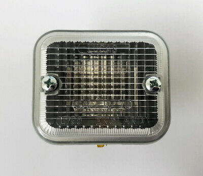 Jaguar E-Type Series 2 Lucas Reverse Lamp/ Light Assembly (AAU5510) (Lucas L798)
