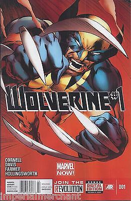 Wolverine comic issue 1