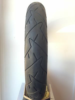 Continental ContiTrail Attack Z 110 80 19 FRONT Motorcycle Tyre Road Trail