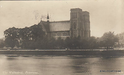 * SCOTLAND - Inverness - The Cathedral 1912