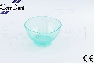 Dental Lab Flexible Alginate Mixing Bowl Flexible Rubber Mixing Bowl Medium