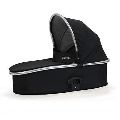 Babystyle Oyster 2/Oyster Max Carrycot (Black)