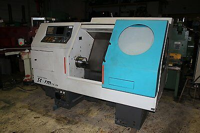 Clausing Storm 210 CNC 12 Station Turning Center