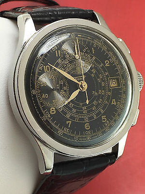 TISSOT chronograph  janeiro limited re-edtion  STEEL  from 1 euro