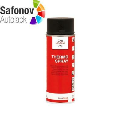 CAR SYSTEM Thermo Spray hitzebeständig schwarz 400 ml 126.086