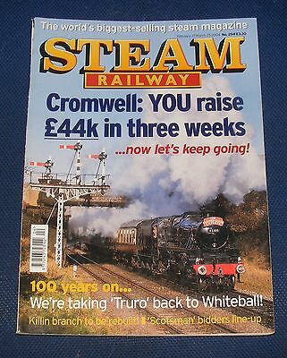 Steam Railway Magazine February 27 - March 25 2004 - Cromwell