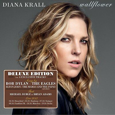 Diana Krall - Wall Flower (Deluxe) (NEW CD)