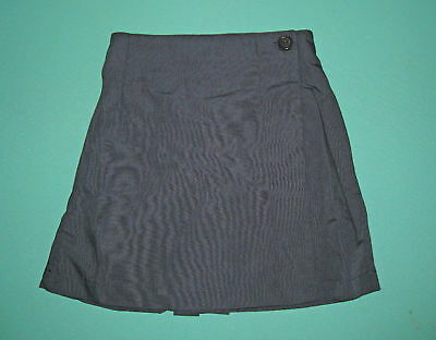 NEW Girls school uniform Skort Navy size 5,6,8,10,12,14,16