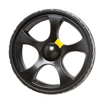 Sport Wheel For Powakaddy Electric Golf Trolley (Black)
