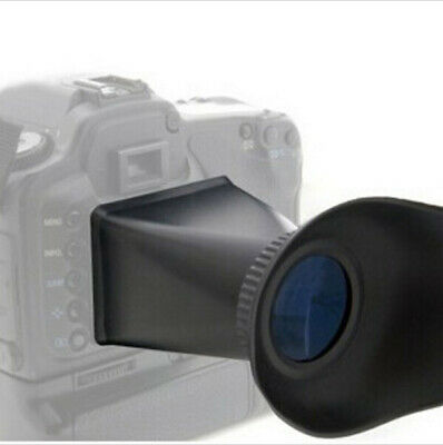 """V3 2.8X 3"""" 3:2 LCD Viewfinder Extender Eyecup For Canon T3i 600D 60D 650D 70D"""