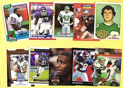 Texas Christian Horned Frogs 1976 - 2013 36 cards LaDanian Tomlinson J Kerley