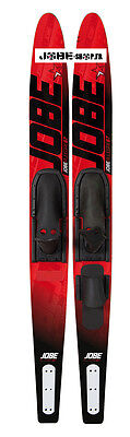 "JOBE 2015 - Skis nautiques Allegre Red 67"" (170cm) - bi-skis - slalom"