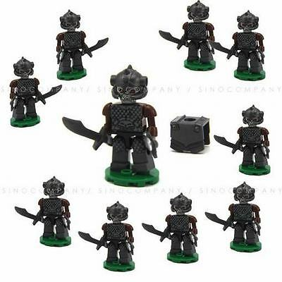 lot10 Dungeons & Dragons D&D Kreon Kre-O Collection mini figure minifigure FW201