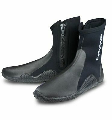 NEW SIZE 8 - 5mm Scuba Dive Boots - REEF KAYAK WATERSPORTS