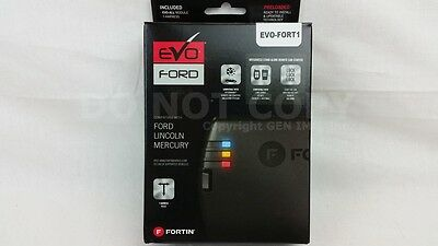 Fortin EVO-FORT1 Bypass Module T-harness for Ford EVO-ALL & THAR-FORD1(EVOFORT1)