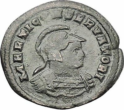 CONSTANTINE I the GREAT 310AD Trier RARE Mars Reverse Ancient Roman Coin i46722
