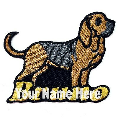 Italian Greyhound Dog Custom Iron-on Patch With Name Personalized Free