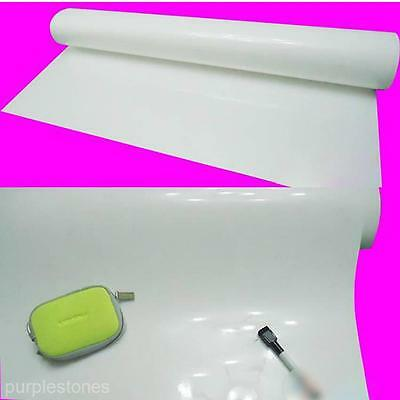 200*45CM Education PVC Dry Erase Writing Wall Paper Whiteboard Note Wall Sticker