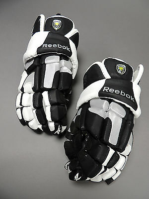 "NEW Reebok 6K Players LAX Lacrosse Gloves 12""  CHOOSE COLOR Retails $90 b2-a3"