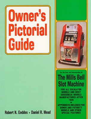 Mills Slot Machine Repair Manual