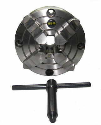 Rdgtools 4 Jaw Independent Lathe Chuck 80Mm - 250Mm Various Sizes Engineering