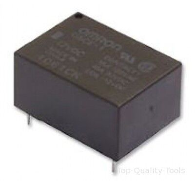 RELAY, 10A, SPST-NO, PCB, 24V Part # OMRON ELECTRONIC COMPONENTS G5CA1A24DC