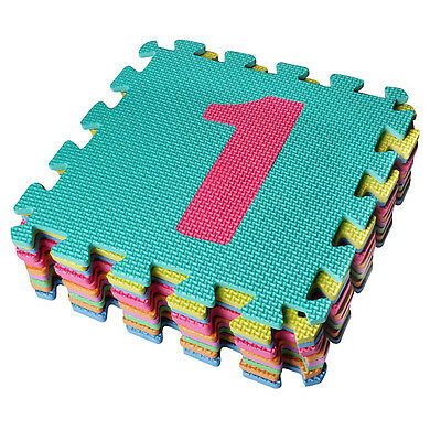 baby play puzzle number/letter/cartoon eva foam mat,pad floor for baby games
