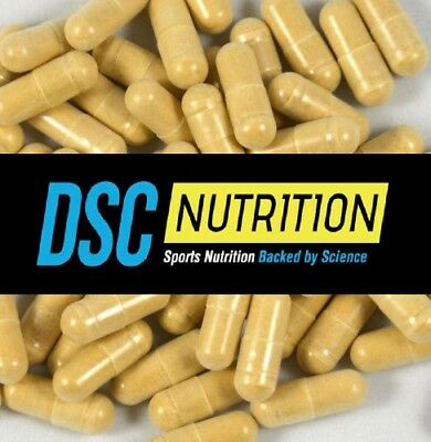 DSC THERMO high strength Capsules: By DSC NUTRITION