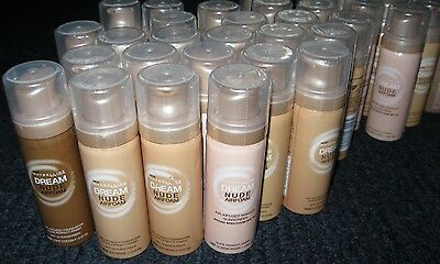 Maybelline Dream Nude Airfoam Foundation/Makeup SPF 15 Color Choice
