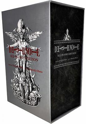 Tsugumi Ohba Collection Death Note (All-in-One Edition) Children Manga Books