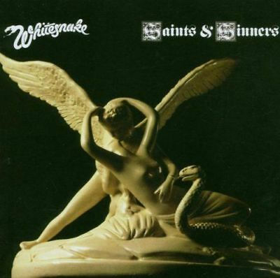 Whitesnake - Saints And Sinners NEW CD