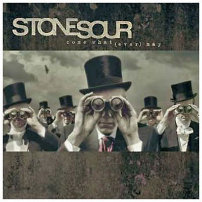 Stone Sour - Come What(ever) May NEW CD
