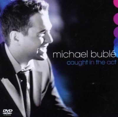 Michael Buble - Caught In The Act (cd+dvd) NEW