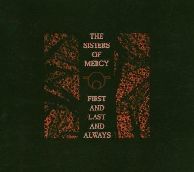 Sisters Of Mercy - First And Last And Always (remastered / expanded) NEW CD