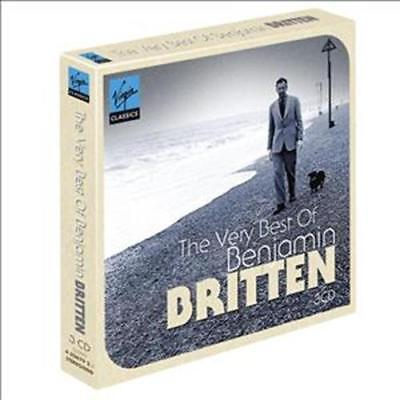 Various Artists - The Very Best Of Britten NEW CD