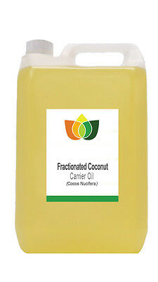 FRACTIONATED COCONUT OIL - FREE P&P (Massage Carrier Base Aromatherapy)