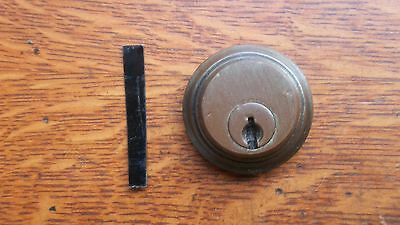 New Cylinder Lock Hole Cover for Antique Doorplate - Easy & Quick Install