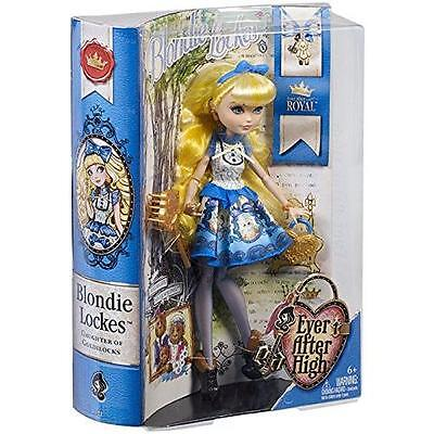 Ever After High Blondie Lockes Fashion Doll New