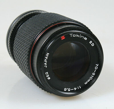 70-210MM F 4 -5.6 FOR CANON FD MOUNT