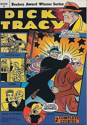 Dick Tracy Reuben Award Winner Series Book 2 First Edition August 1985  USED