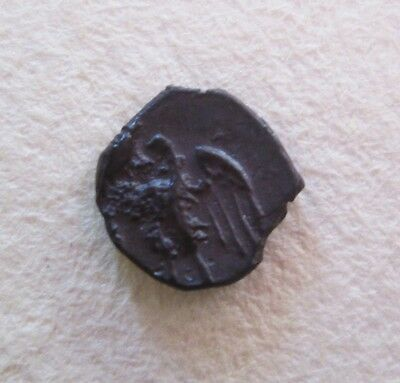 Yahad Silver Ptolmey Ii Greek Ancient Coin Archaeology