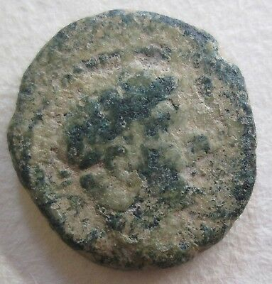 Roman Period Bronze Coin Agrippa Ii King Of Judea Archaeology