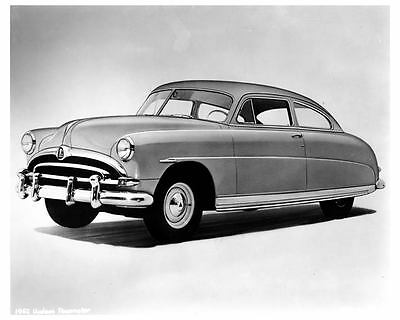 1952 Hudson Pacemaker Factory Photo ca1991