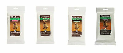 BATH WIPES for DOGS & CATS - Keep Your Pet Smelling Fresh Between Grooming Baths