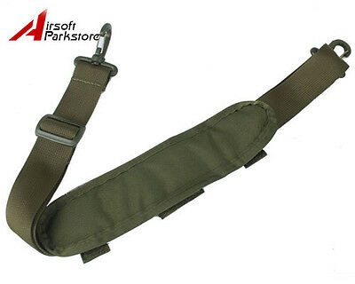 1000D Nylon Padded Shoulder Strap Replacement for 5.11 Tactical Bag Olive Drab
