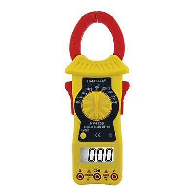 LCD Digital Clamp Meters Ampmeter Voltmeter Ohmmeter Continuity Buzzer Tester